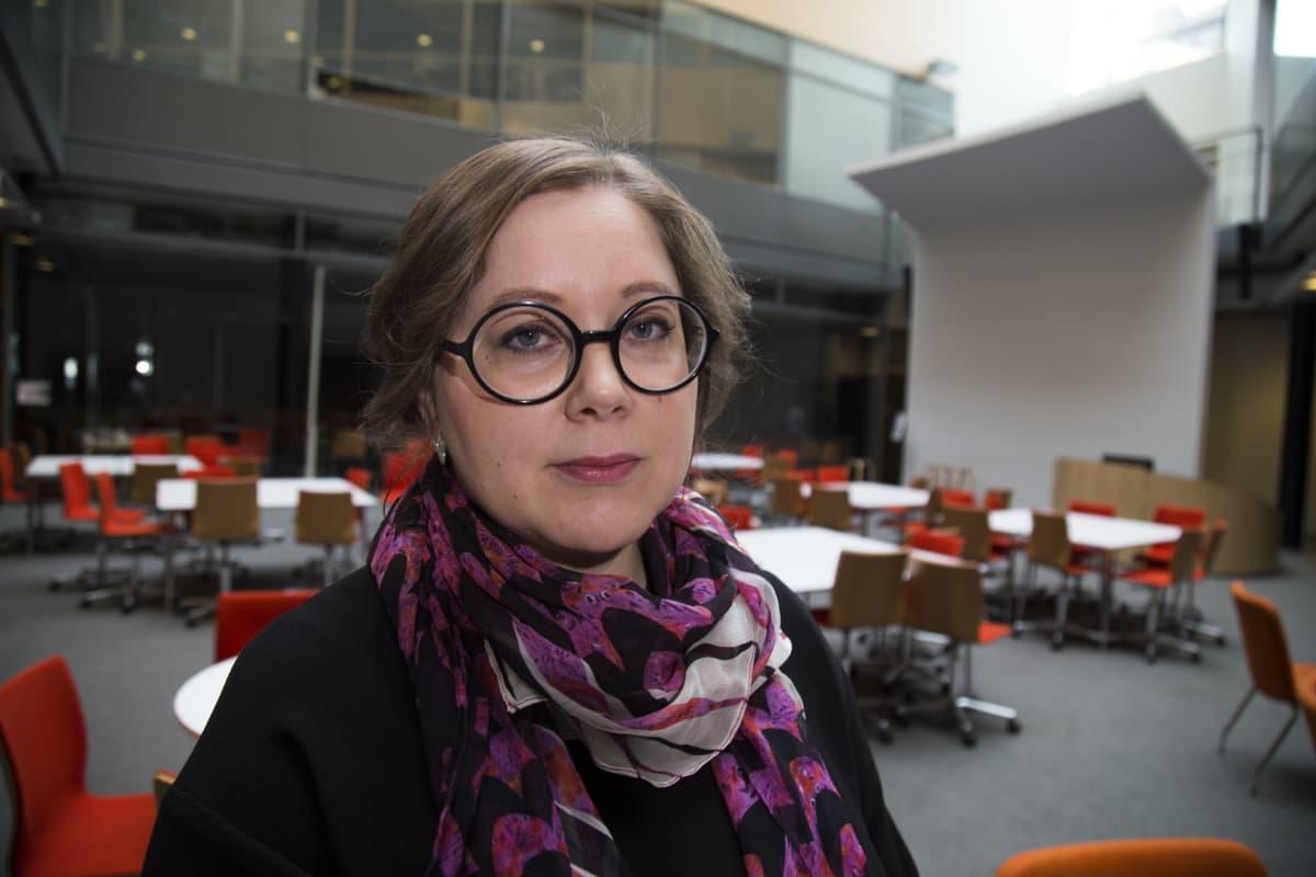 Tuuli Kurki on Helsingin Yliopiston tutkijatohtori.