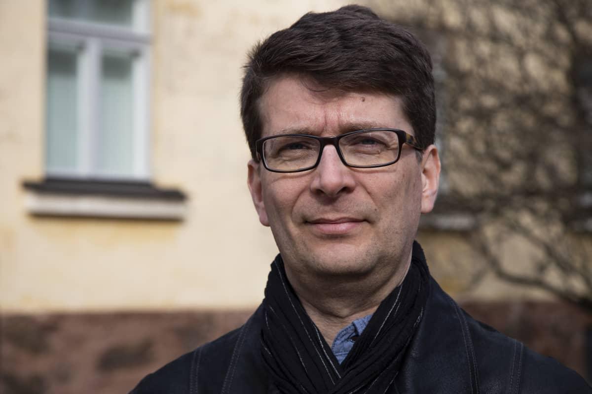 Janne Matikainen, Helsingin Yliopiston lehtori, Media- ja viestintätieteet
