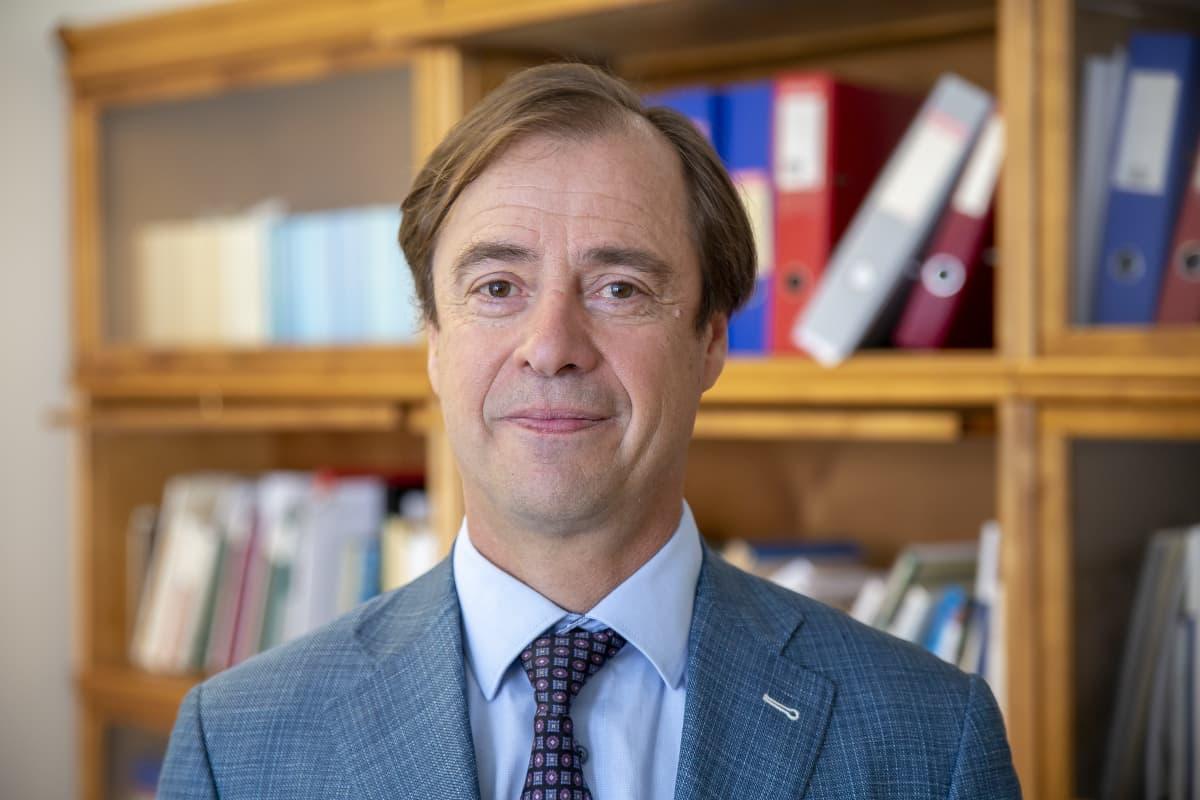 Pauli Ståhlberg on Kuluttajariitalautakunnan puheenjohtaja.