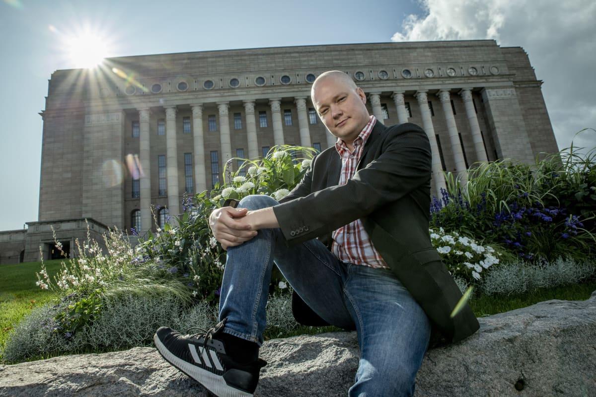 Entinen valtiosihteeri Samuli Virtanen