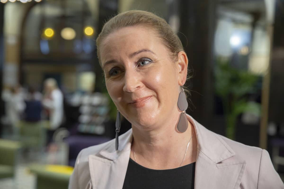 Kouvolan kaupunginjohtaja Marita Toikka