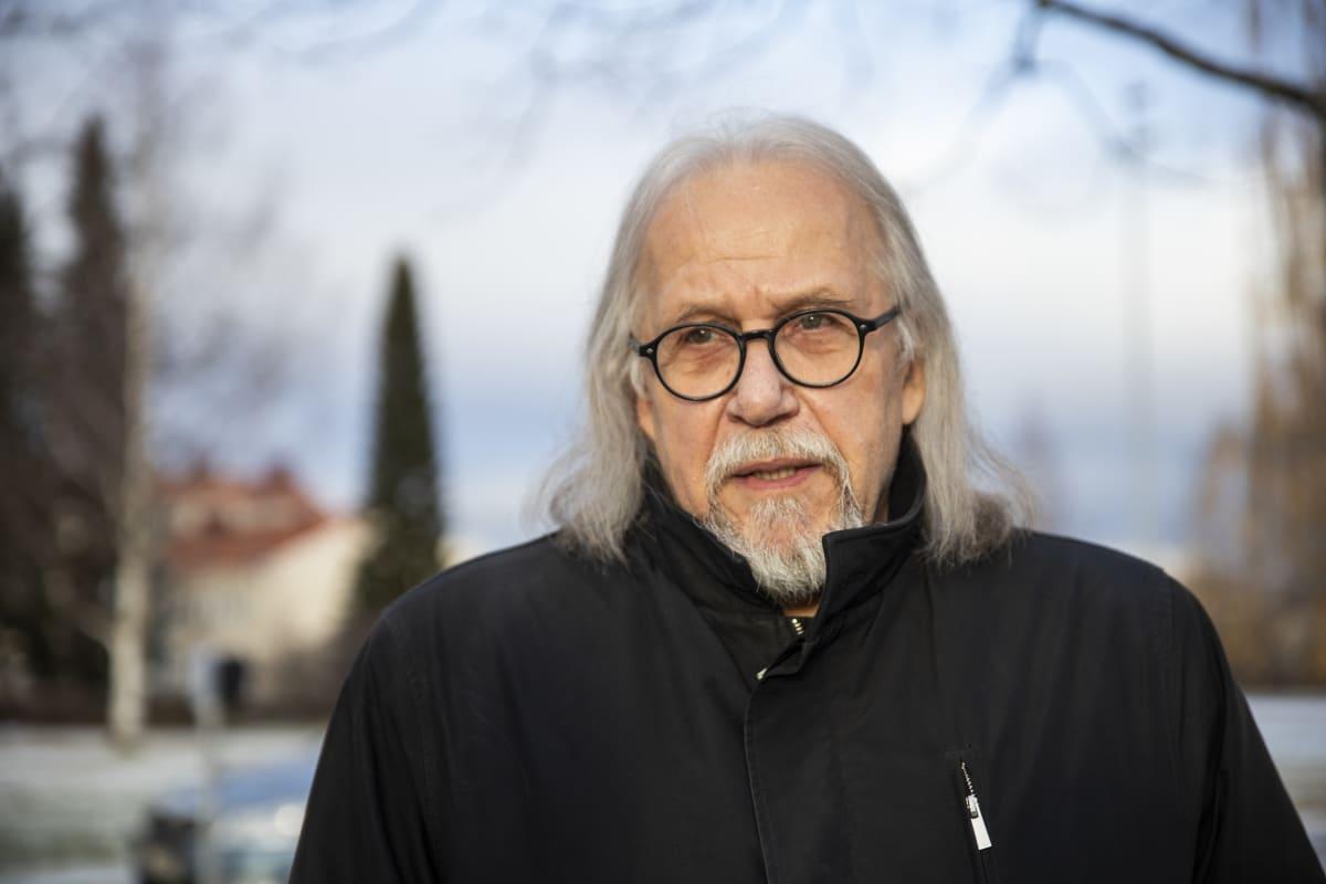 THL:n kehittämispäällikkö Esa Nordling