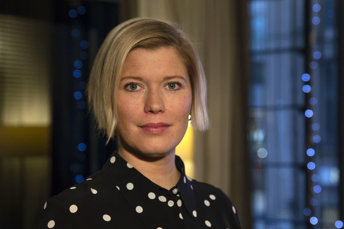 Heidi Schauman, pääekonomisti, Swebank.