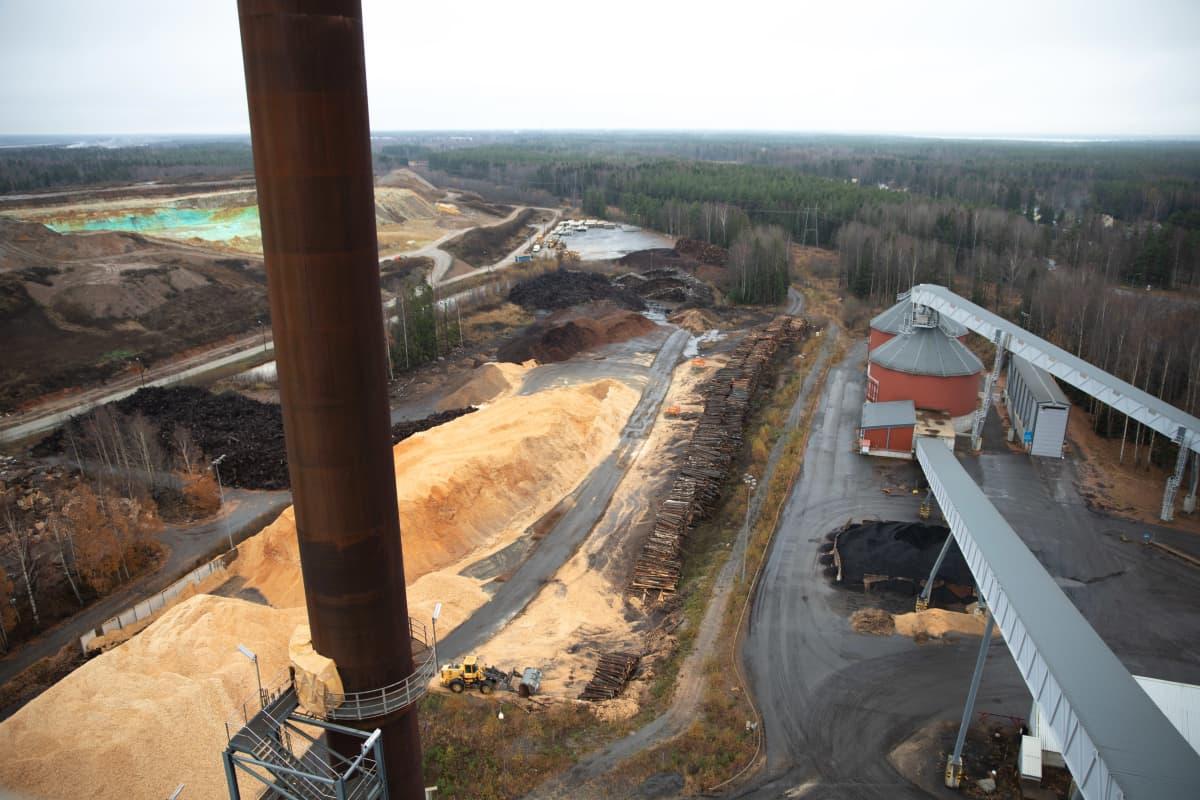 Kaanaan teollisuusalue