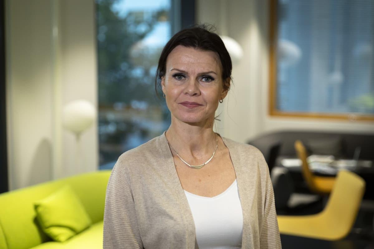 Hannele Ridanpää, arviointipäällikkö, THL