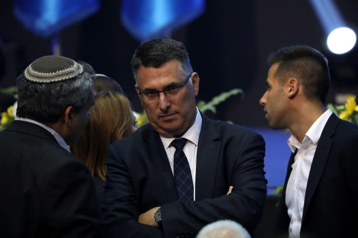 Gideon Saar taistelee Likud-puolueen puheenjohtajuudesta.