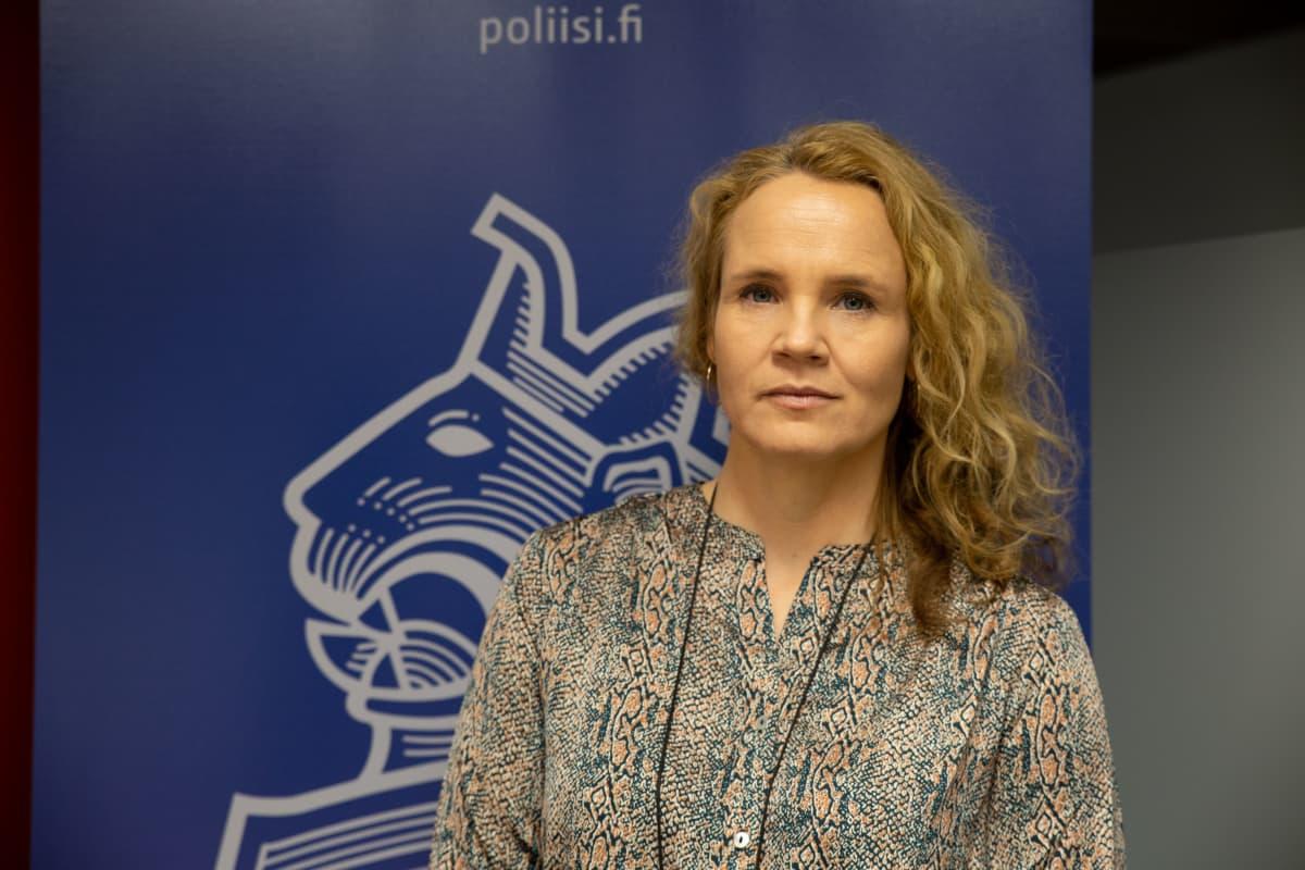 Jonna Turunen,rikosylitarkastaja, rikostutkintayksikön johtaja