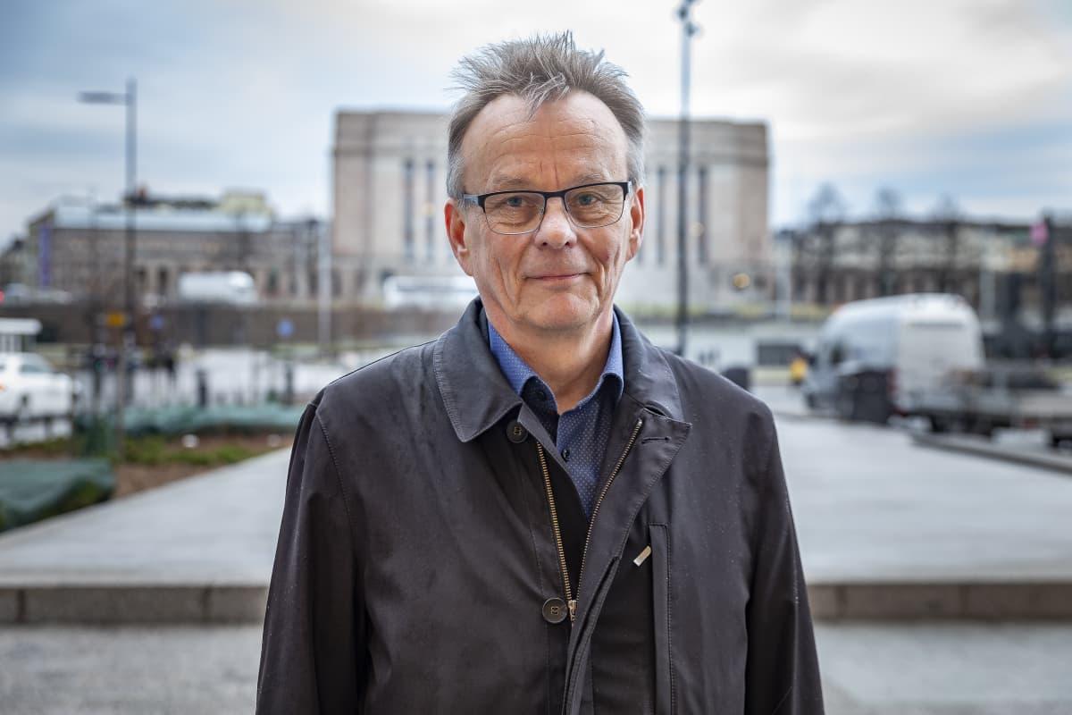 Jarmo Partanen, dekaani, LUT-yliopisto