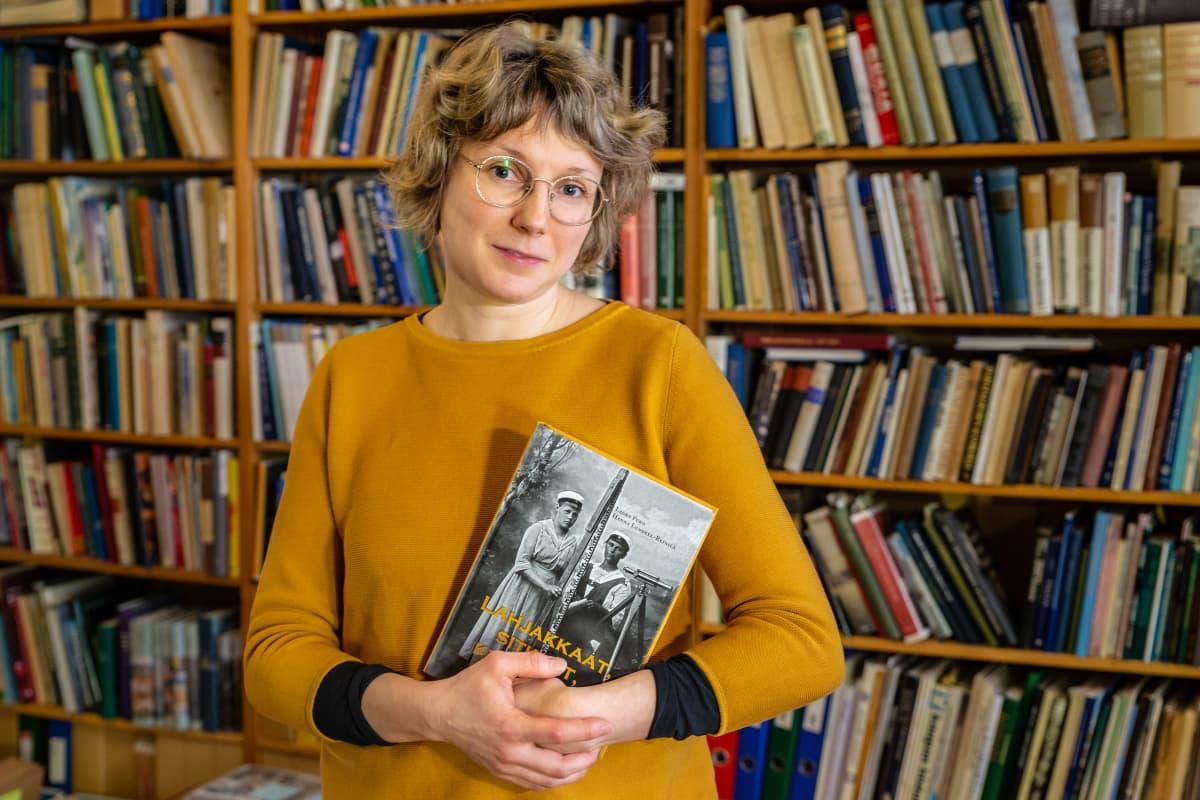 historiantutkija Laura Puro