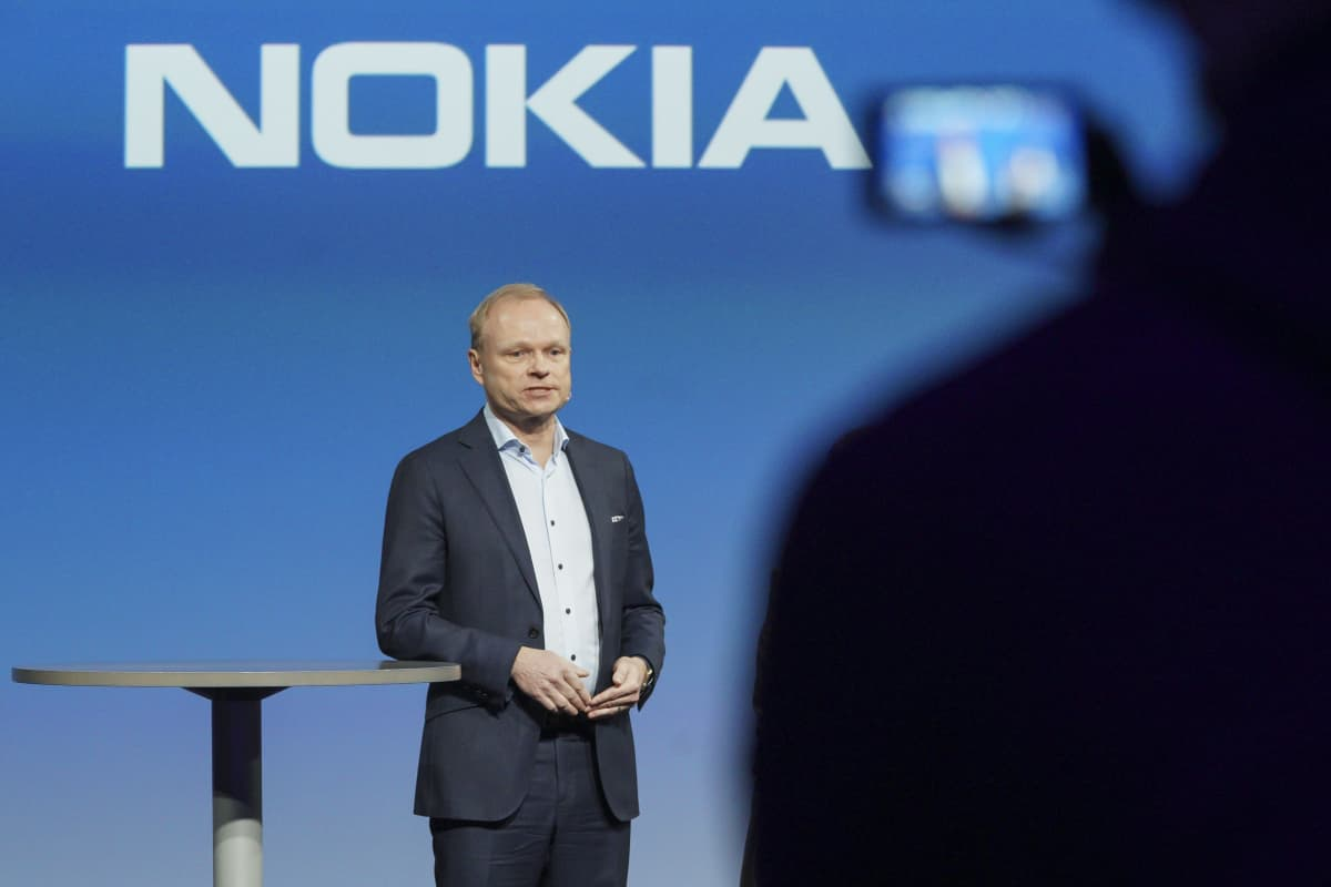 Nokian info toimitusjohtajan vaihdosta, Pekka Lundmark