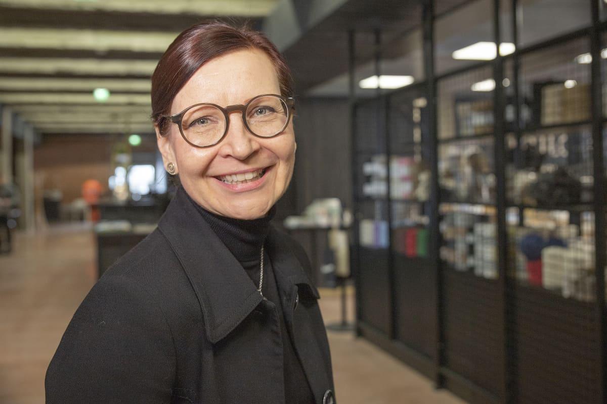 Seinäjoen kaupungin kulttuuritoimenjohtaja Leena Krågnäs