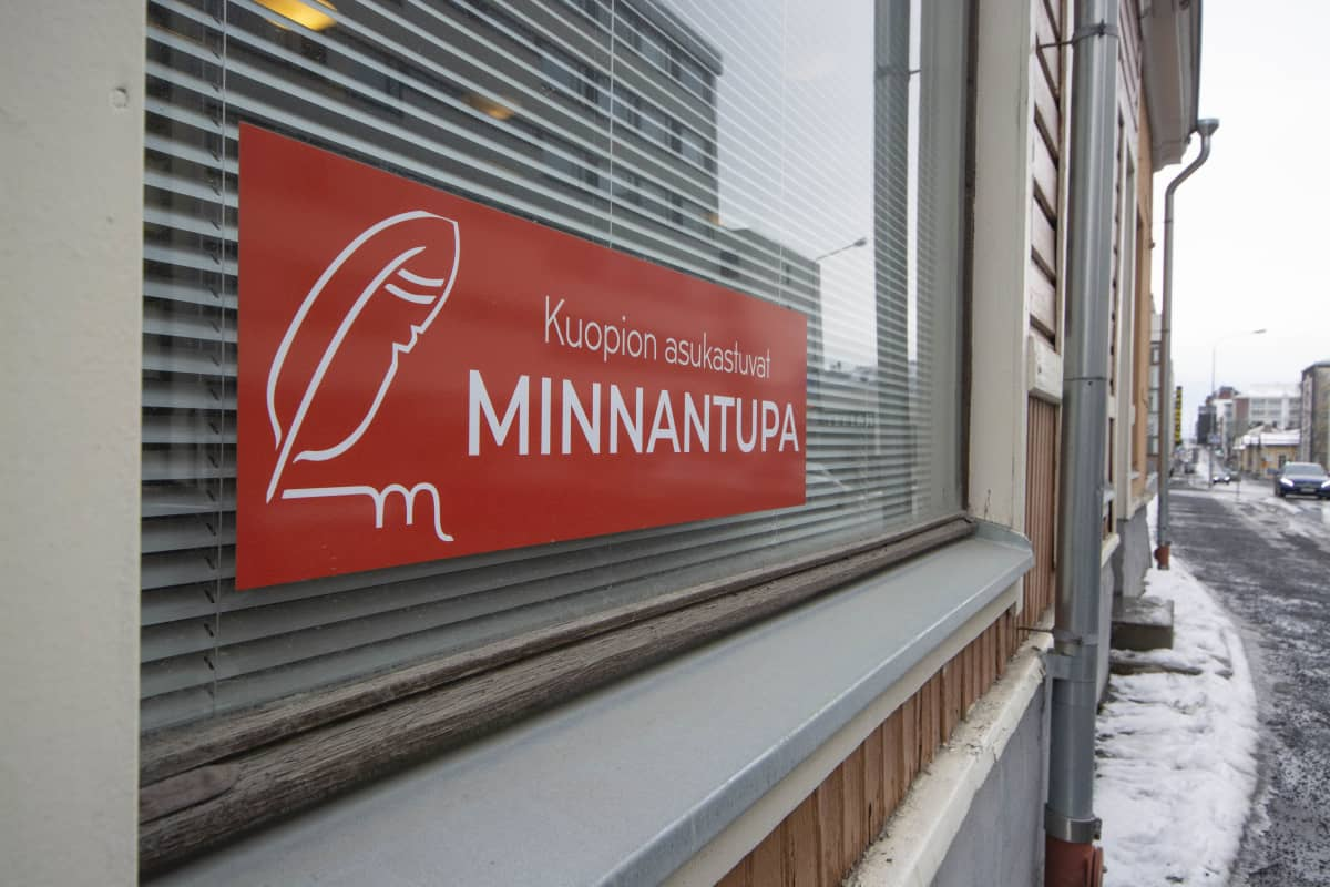 Kuopion keskustan asukastupa on nimeltään Minnantupa.