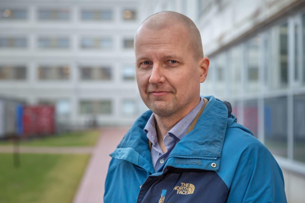 erikoistutkija Janne Iho, LUKE