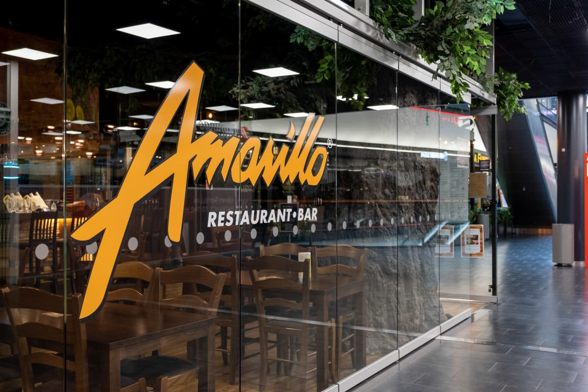 Amarillo ravintola Flamingossa, Vantaalla.