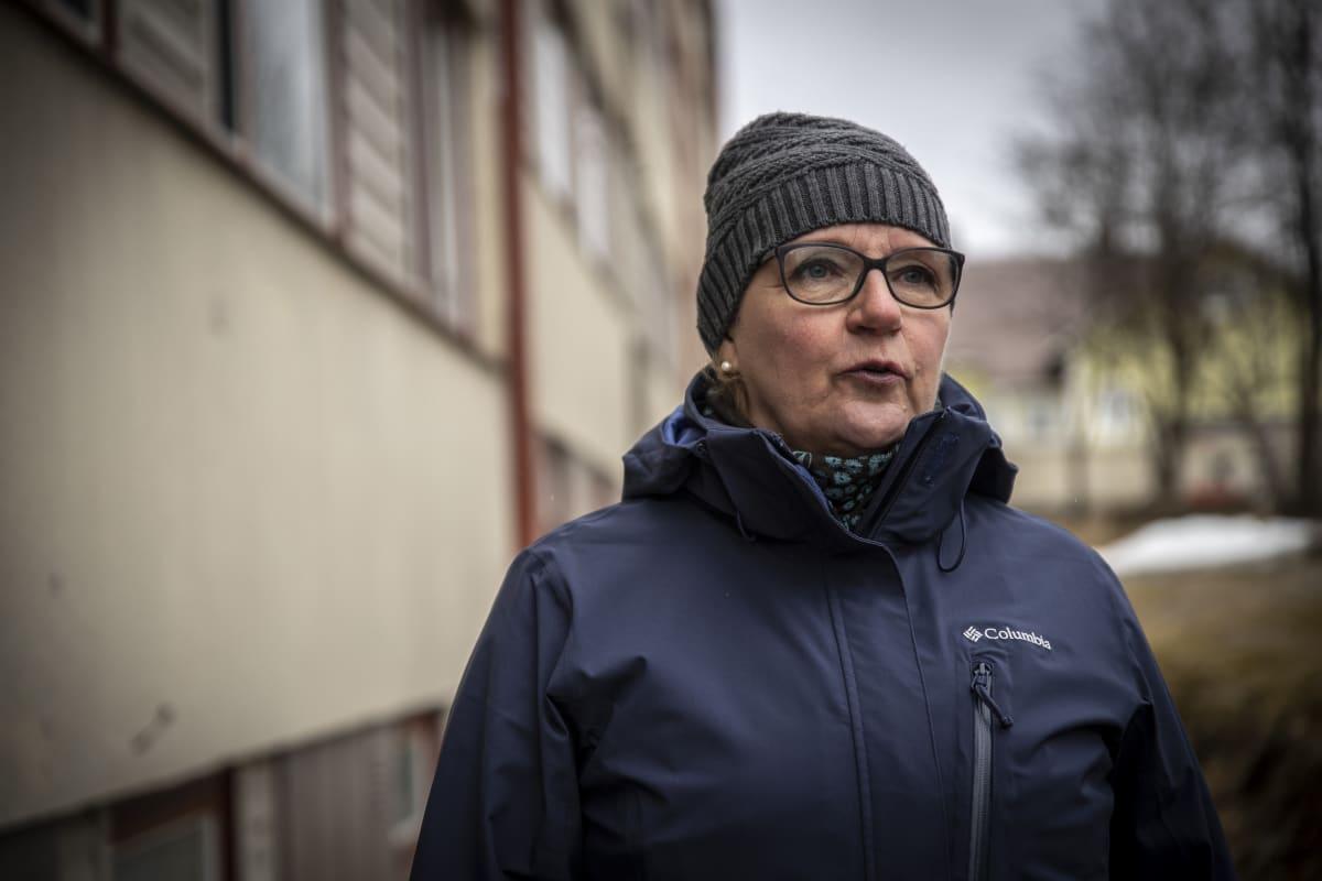 Ylä-Savon SOTE kuntayhtymän toimitusjohtaja Leika Pekkanen