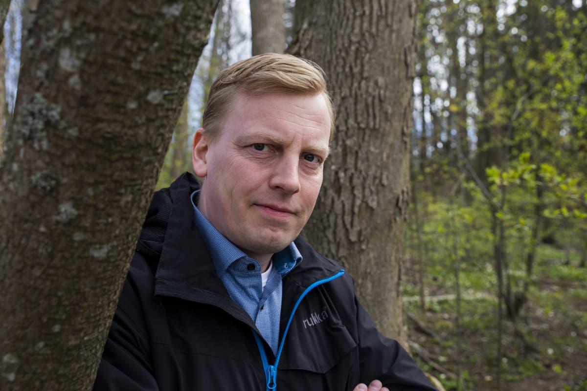 Sami Niemelä on Ilmatieteen laitoksen toimialajohtaja.
