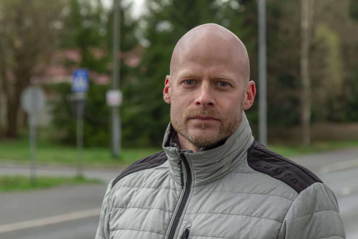 Tampereen apulaispormestari Aleksi Jäntti