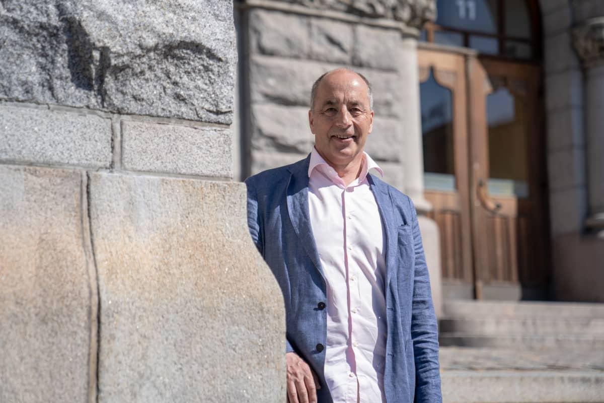 Mikko Härö, osastonjohtaja Museovirasto.