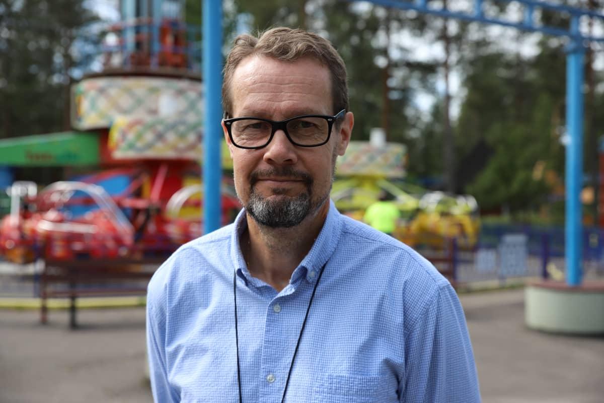 toimitusjohtaja Sakari Pasanen