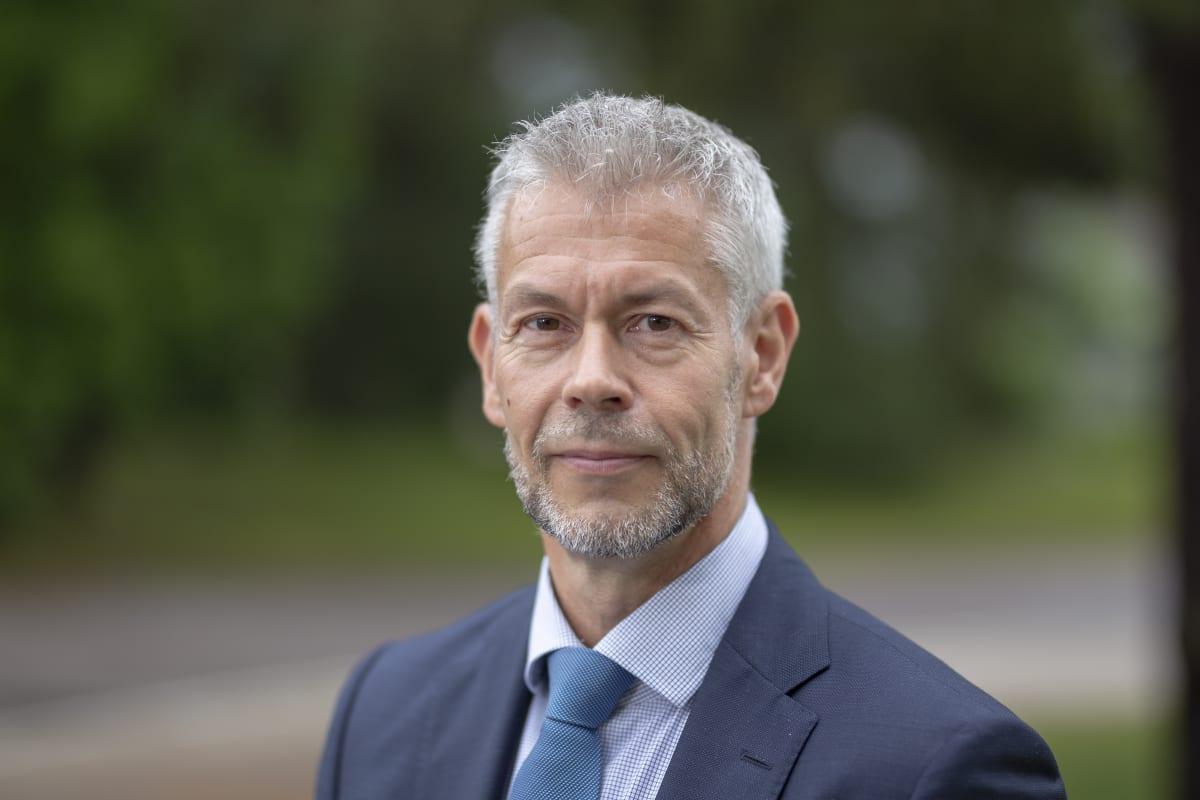 Taneli Puumalainen, ylilääkäri, THL