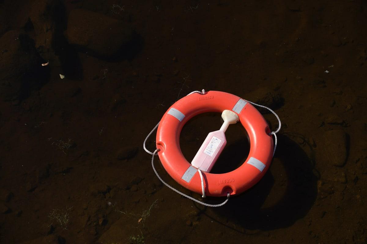pelastusrengas Tammerkoskessa