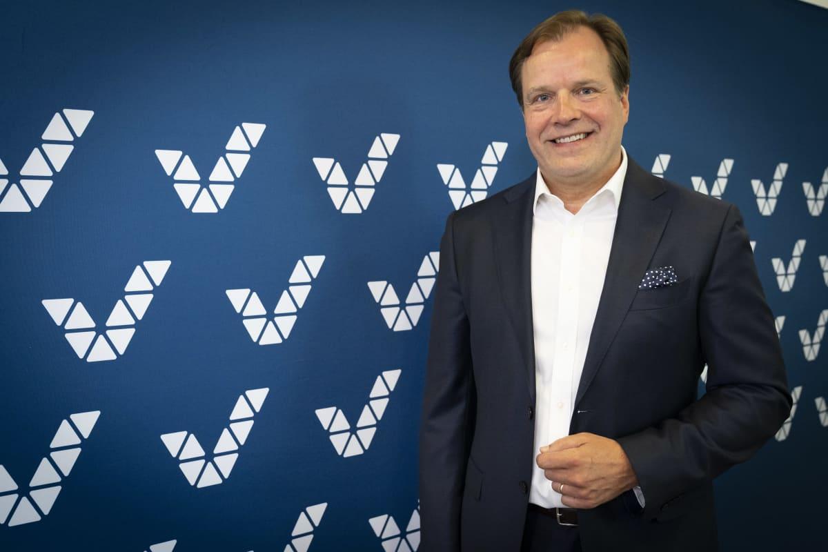 Veikkauksen kanava- ja myyntijohtaja Jari Heino