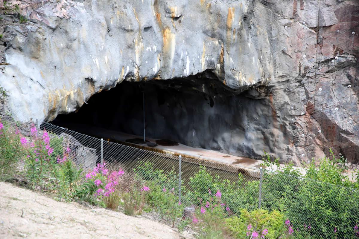 Kimolan kanavan tunneli