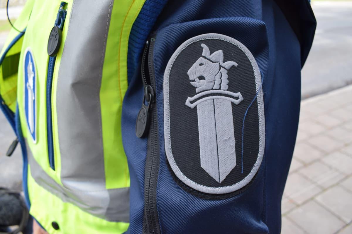 Poliisin hihamerkki