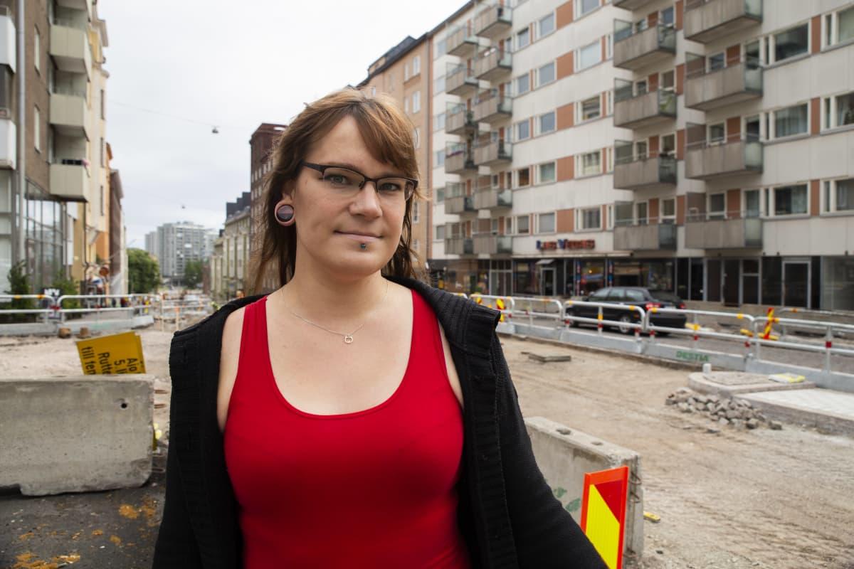 Susanna Viljanmaa on transukupuolinen.