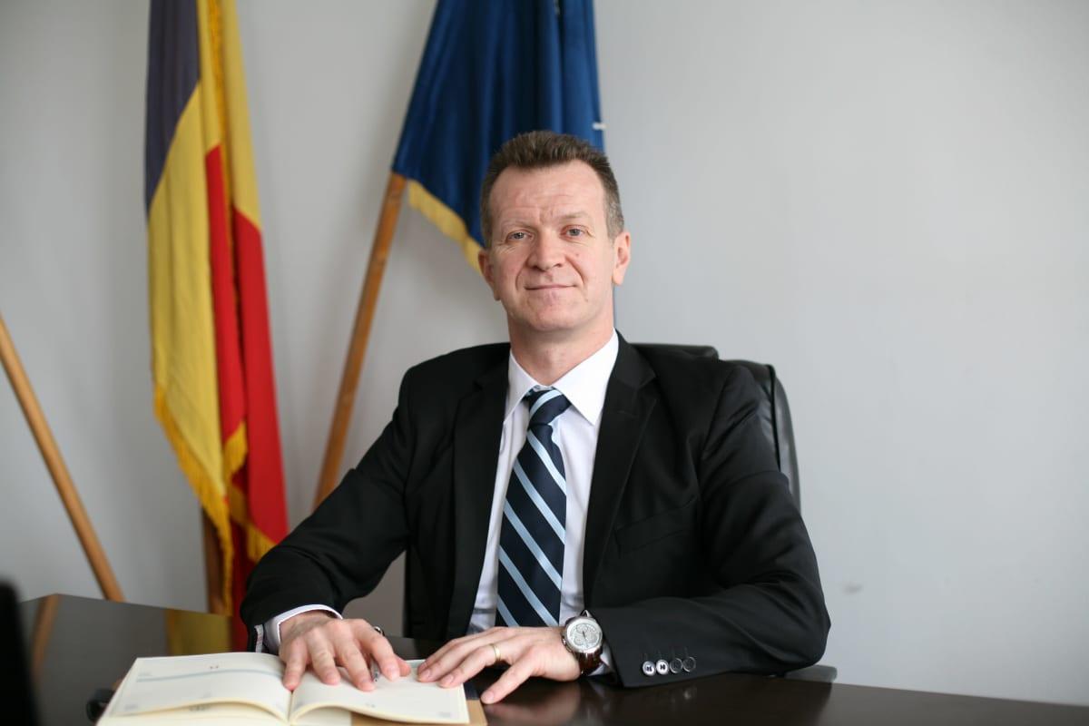 Romanian ihmiskaupan vastaisen viraston ANITPin apulaisjohtaja Adrian Petrescu.