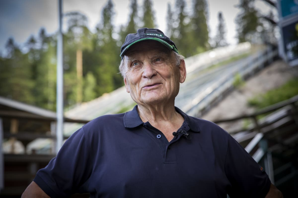 Kuopiolainen 86-vuotias Alpo Ojapelto