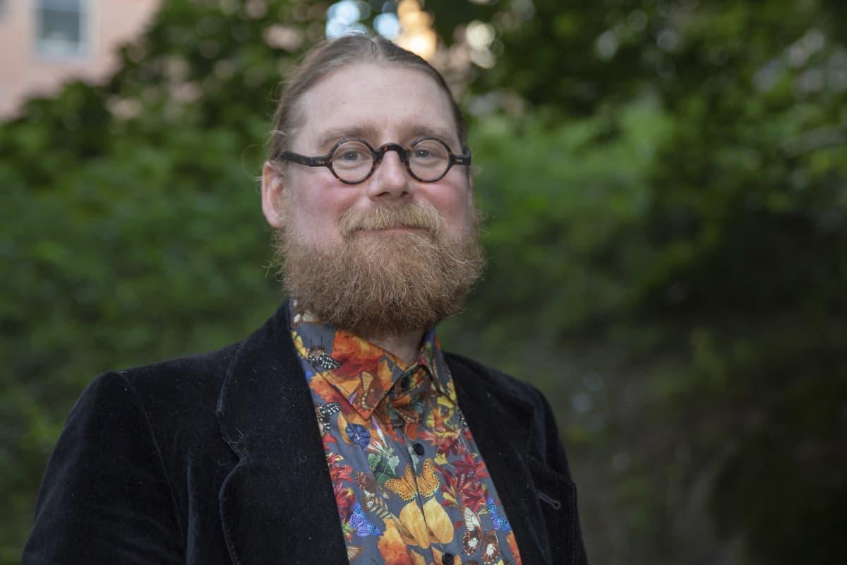 Pauli Rautiainen / perustuslakiasiantuntija / tartuntatautipäiväraha / Helsinki 21.08.2020