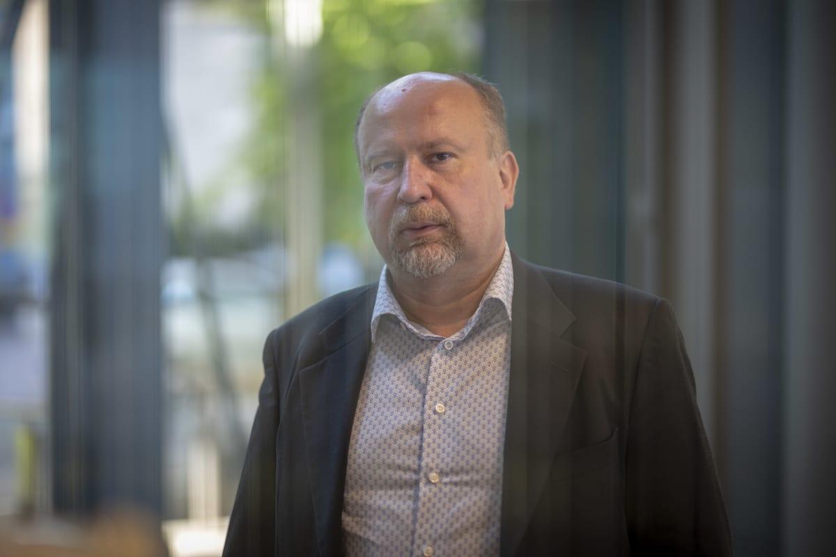 Danskebankin pääekonomisti Pasi Kuoppamäki.