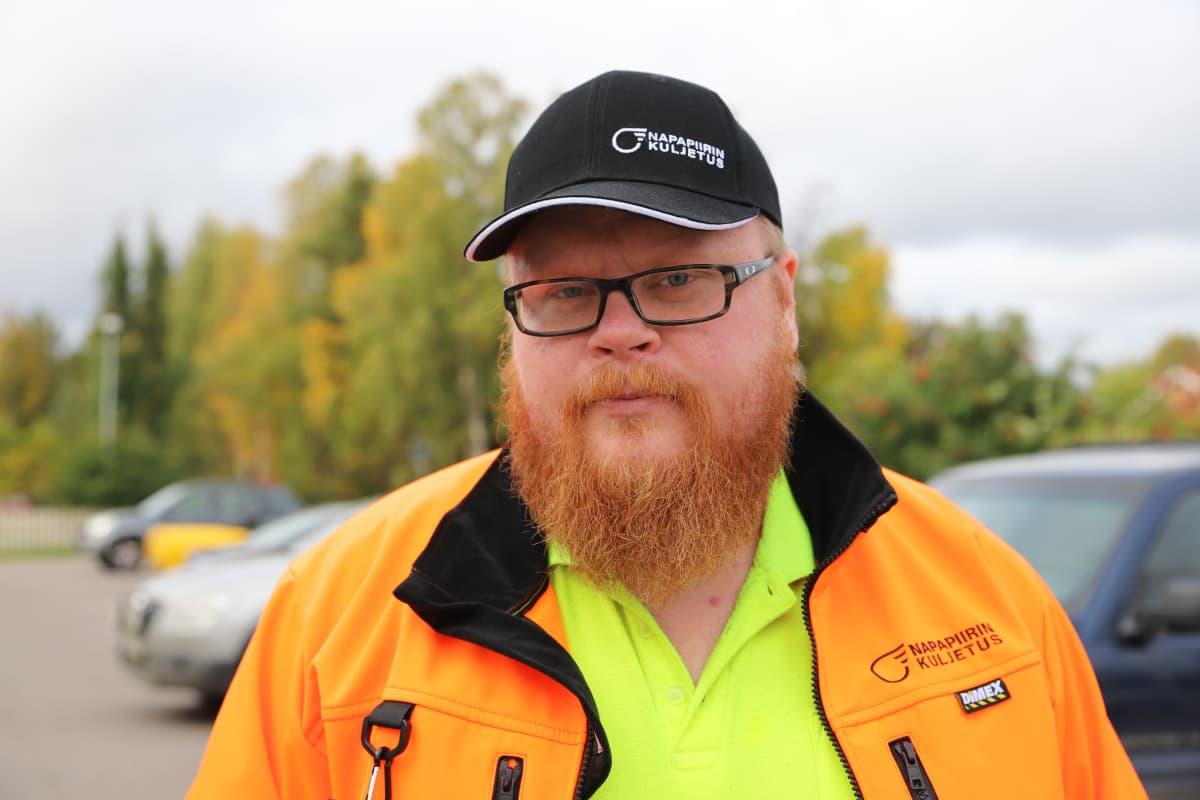 kittiläläinen Jukka Niva