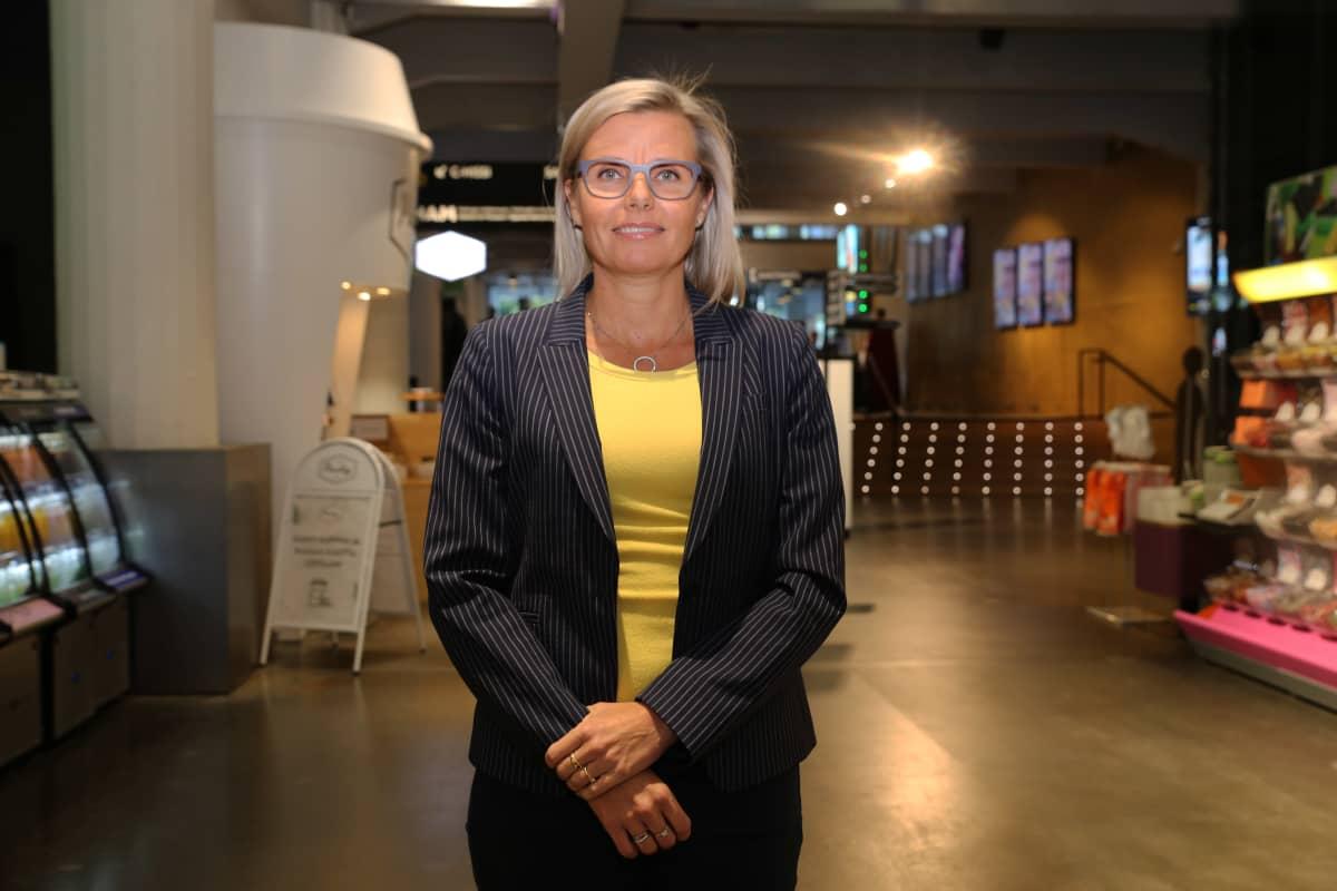 Elokuvateatterit / Korona / Finnkino / Helsinki 11.09.2020