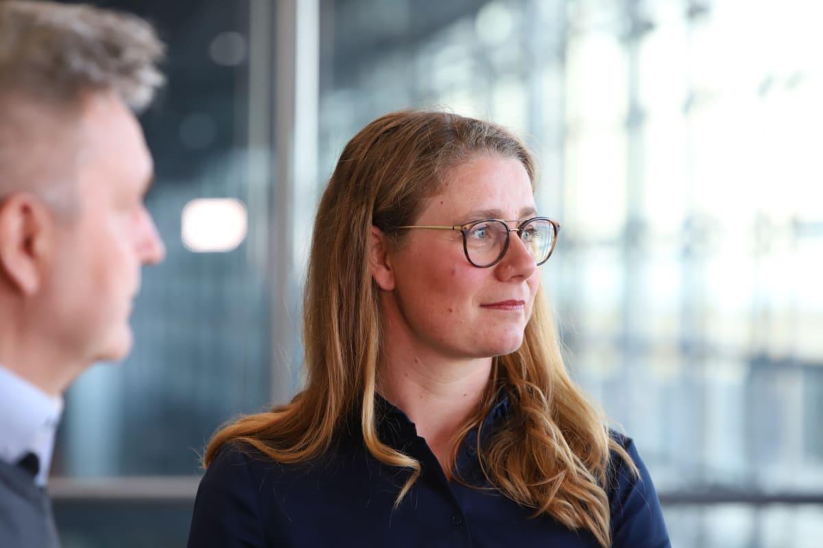 Lapin matkailuelinkeinon liiton toiminnanjohtaja Nina Forsell