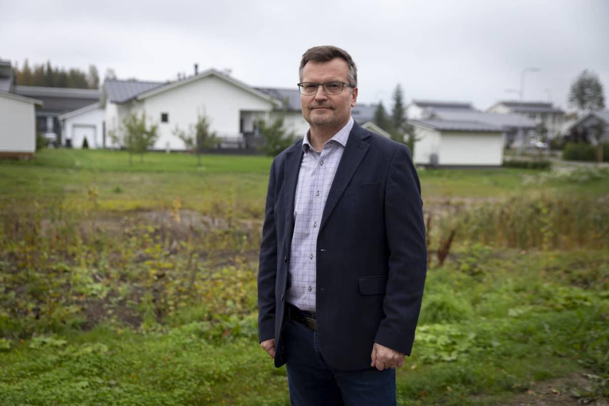 Veli-Pekka Saajo, johtaja, Energiavirasto