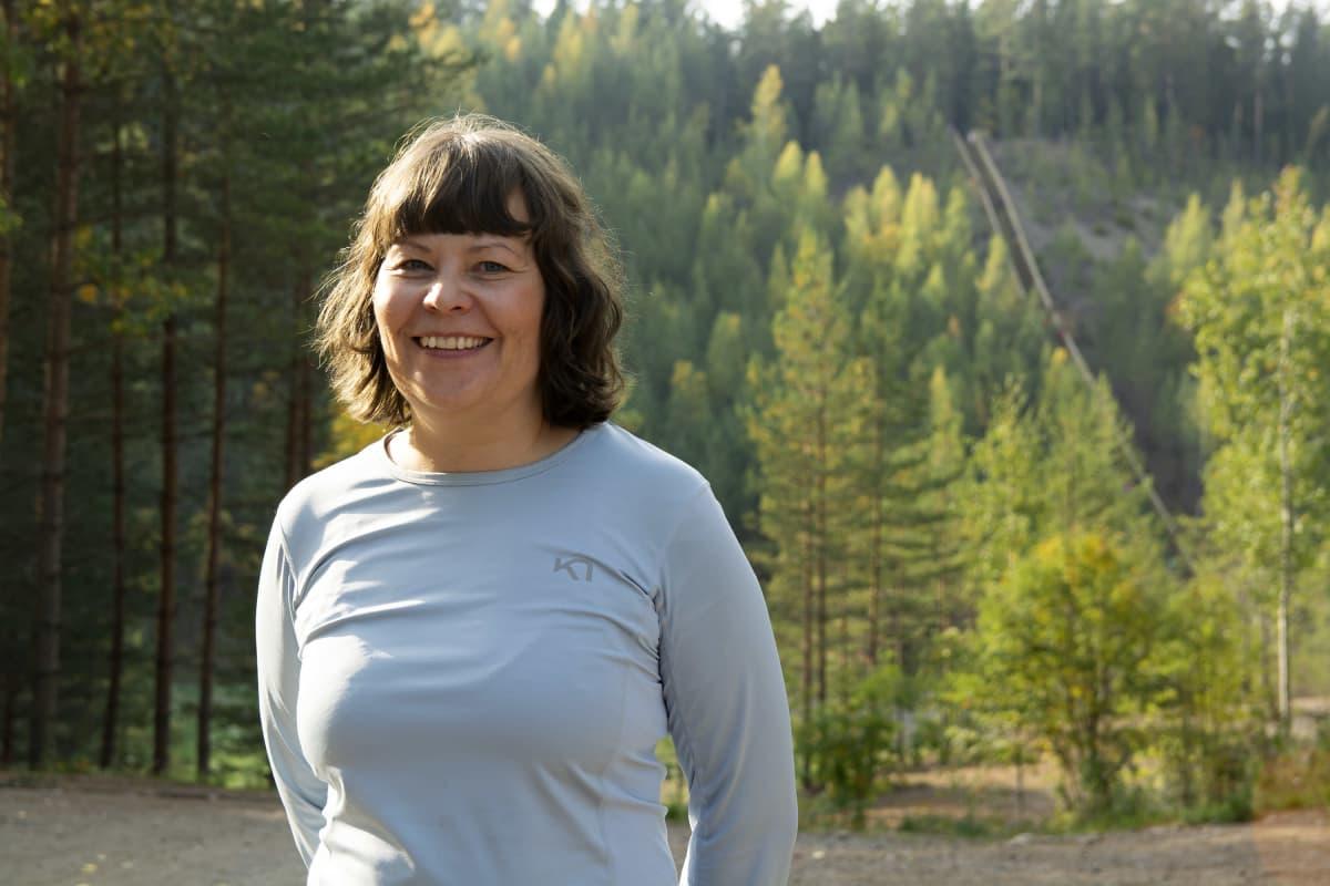 Oikeuksienvalvontalakimies Elli Björkberg