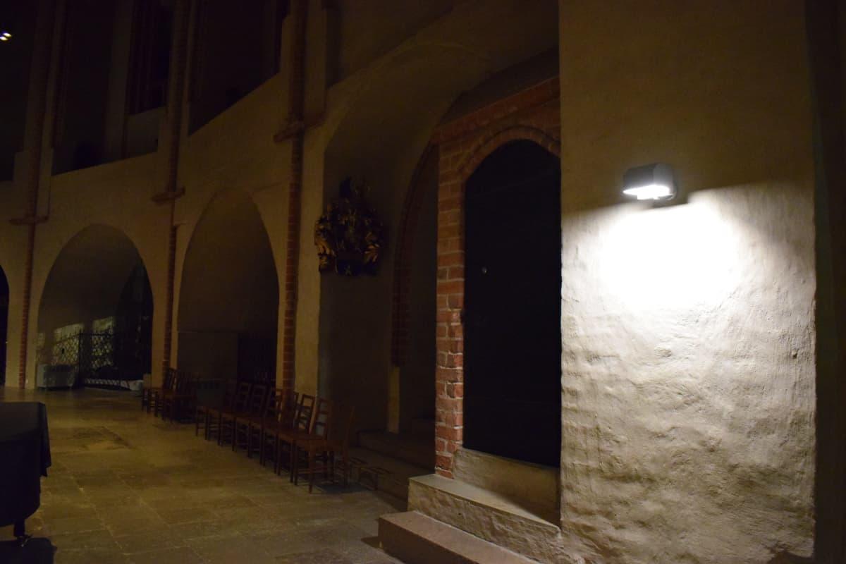Kappeli Turun tuomiokirkossa