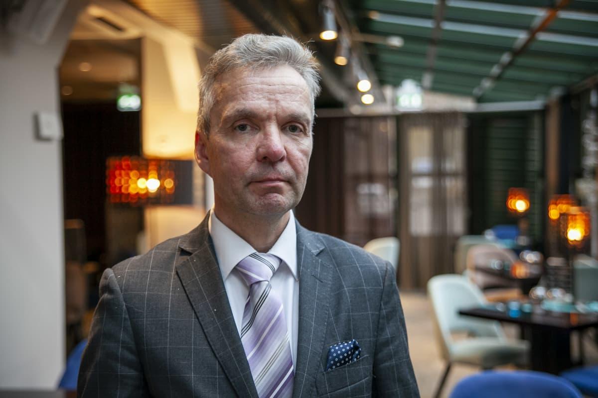 Arto Sutinen, Savon voiman toimitusjohtaja
