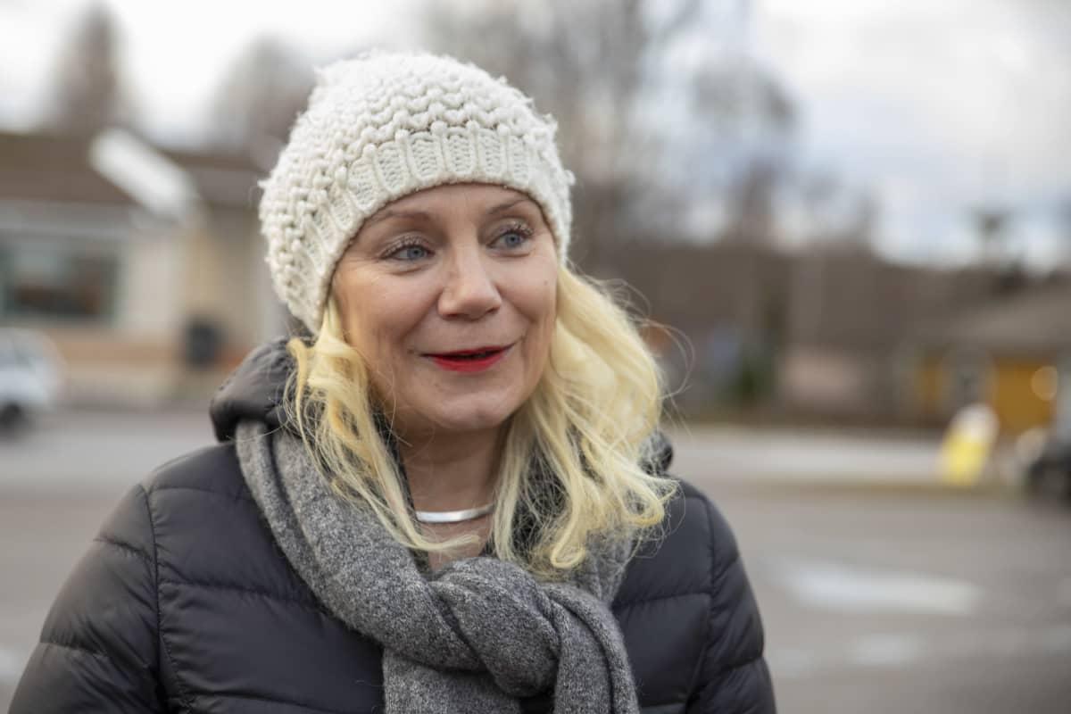 Rautalammen kunnanjohtaja Anu Sepponen.