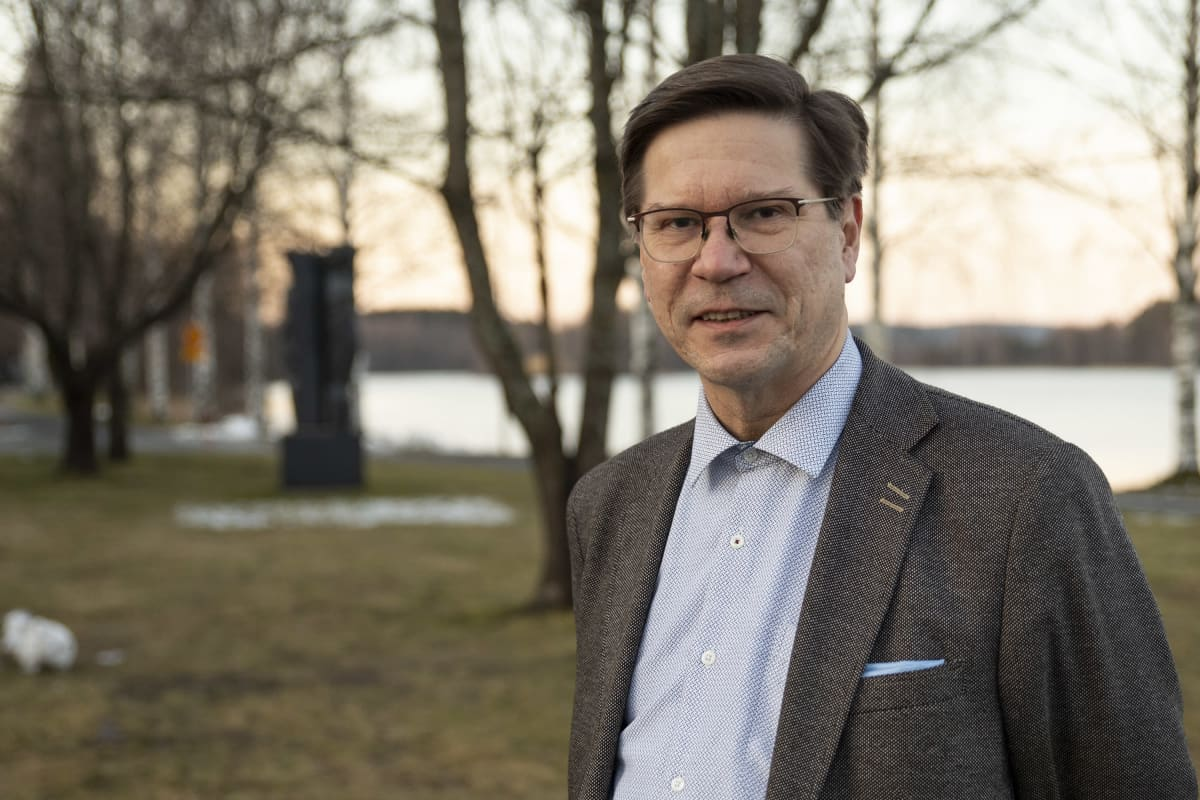 Itä-Suomen yliopiston ekotoksikologian professori Jussi Kukkonen.