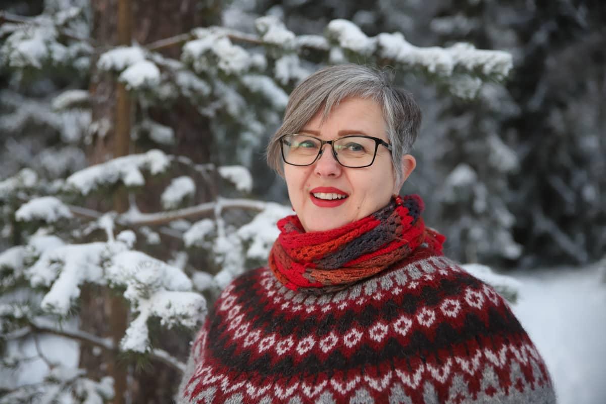 sairaanhoitaja Hanna Tapio