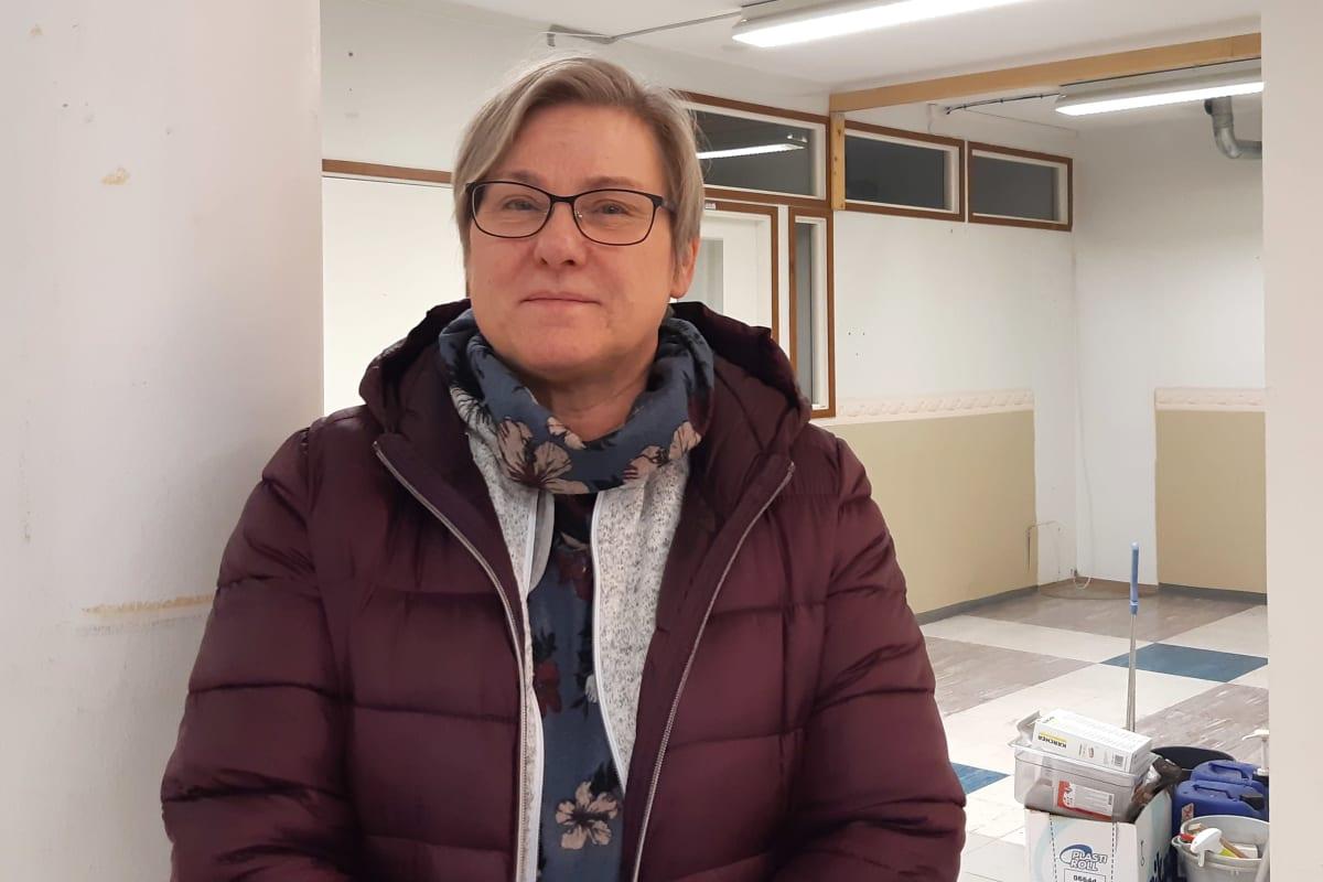 Lapin vastaanottokeskusten johtaja Ritva Metsälampi.
