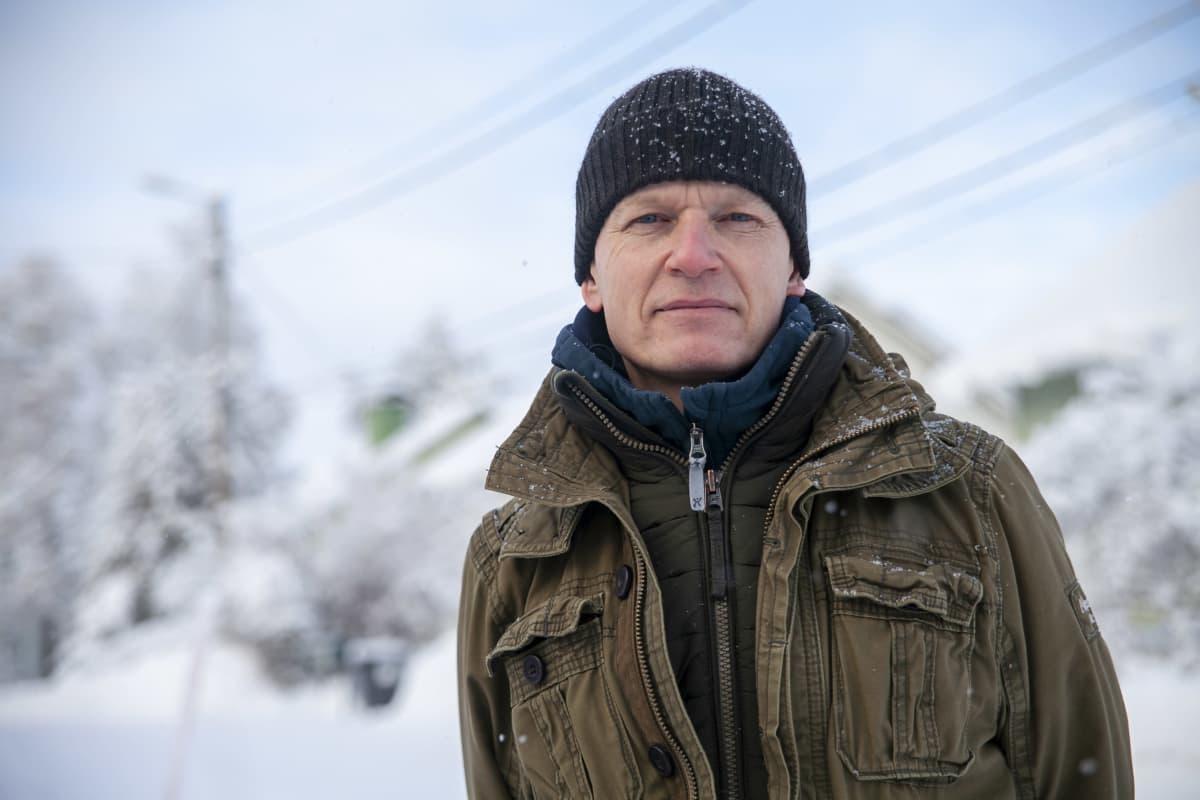 Stepani Bendel, osaamiskeskusjohtaja, KYS