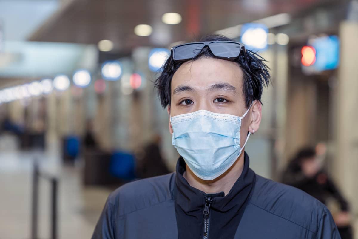 Jimmy Cheng, opiskelija, 25 v.