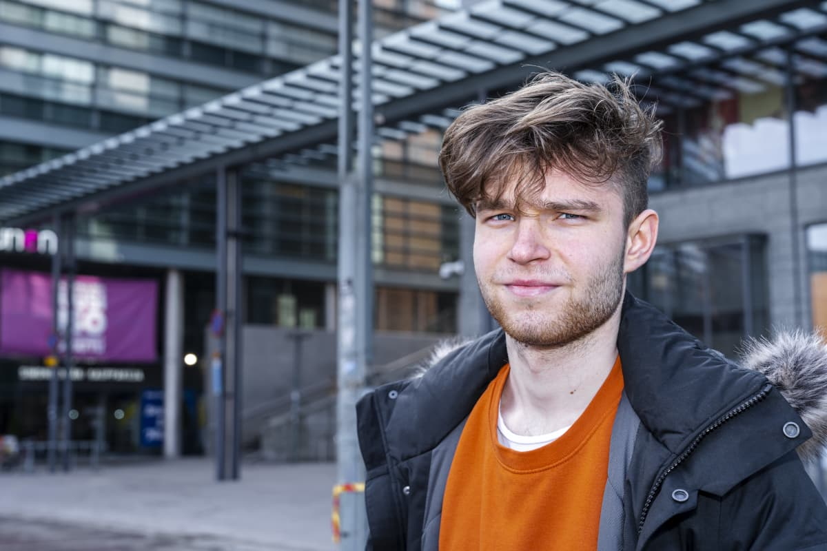 Artem McInichenko, opiskelija, 18 v.
