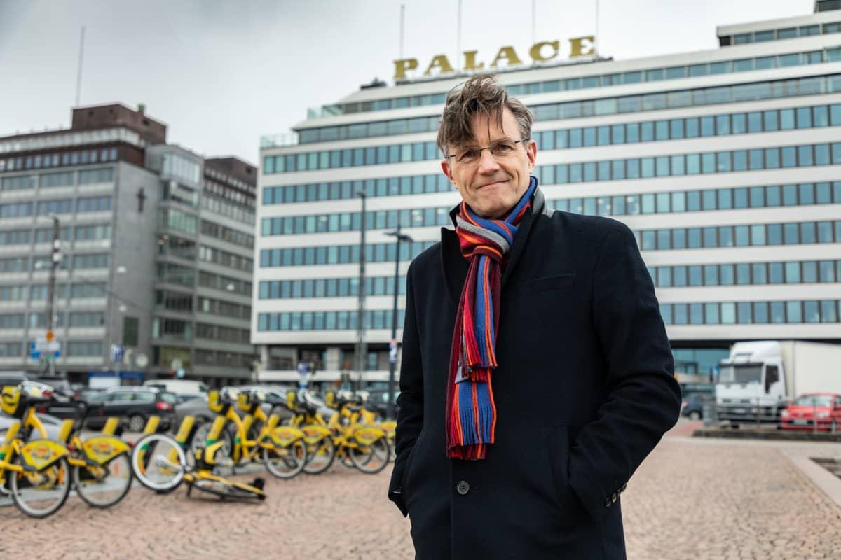 Jaakko Hirvola, toimitusjohtaja, Teknologiateollisuus ry
