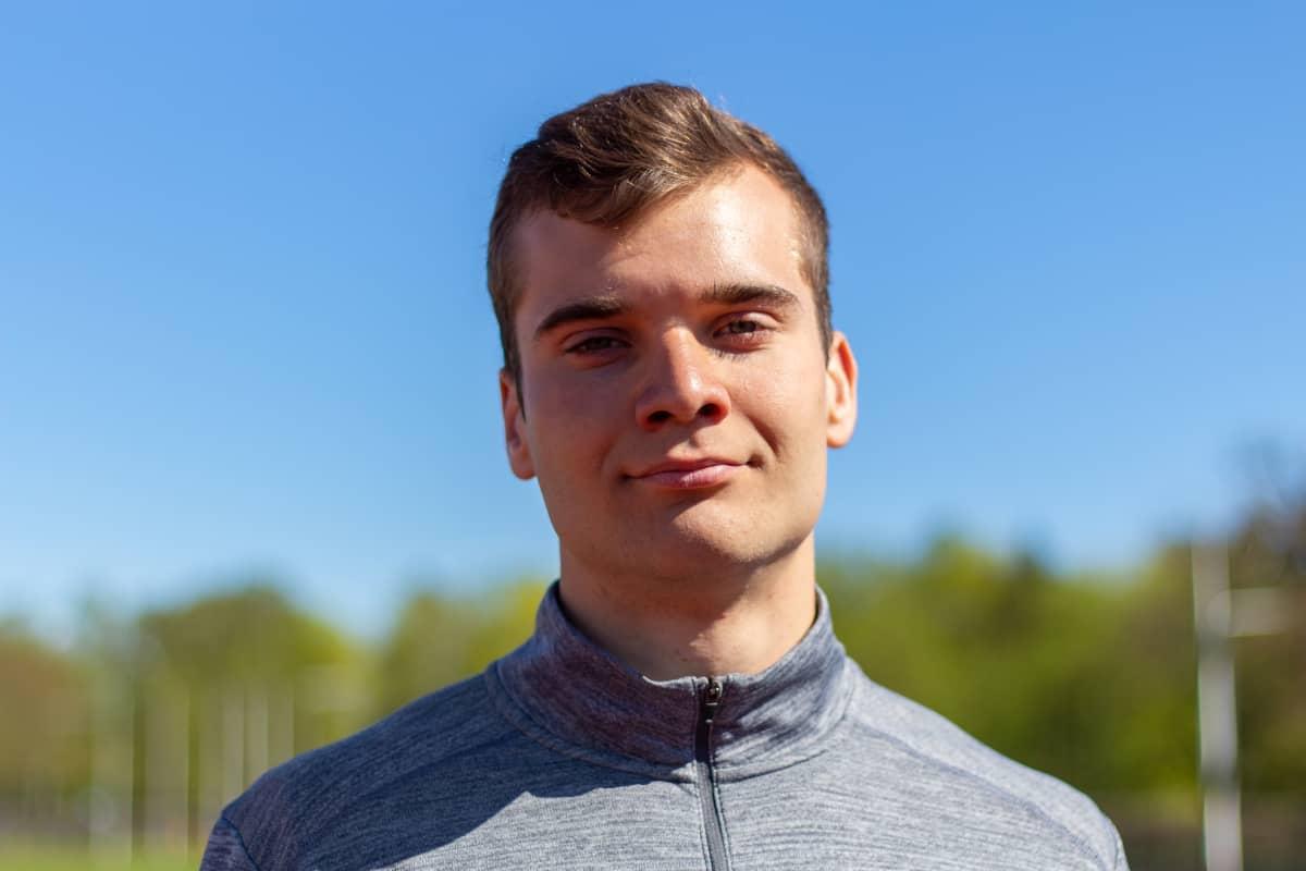 Virolainen kymmenottelija Risto Lillemets