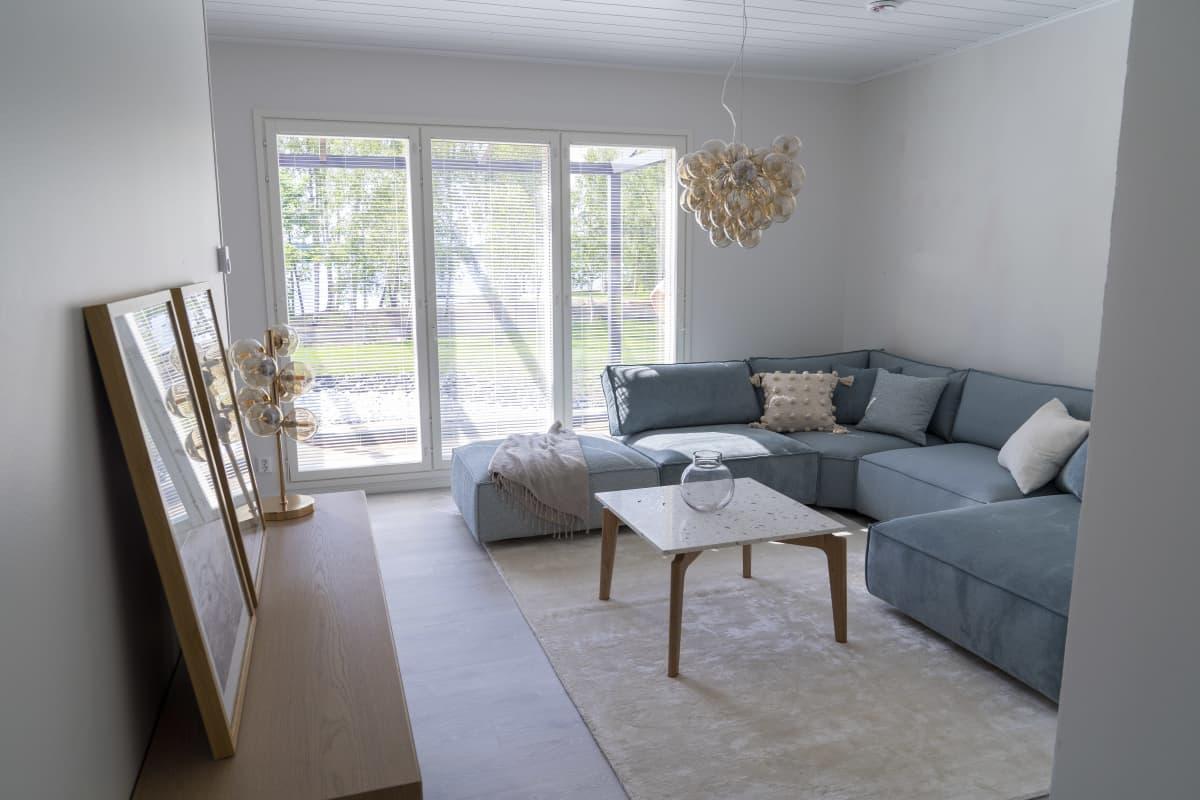 Asunto Osuuskunta Hiidenkodin asunto Lohjan asuntomessuilla